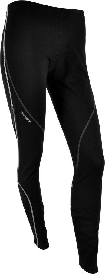 Dlouhé dámské cyklistické kalhoty s vložkou Silvini - velikost M