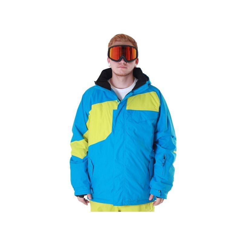 Modrá pánská snowboardová bunda Palmer - velikost L