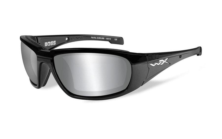 Polarizační brýle - Sluneční brýle Wiley X Boss Smoke Grey