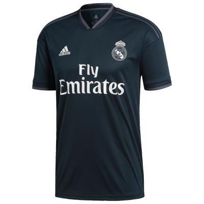 "Modrý fotbalový dres ""Real Madrid CF"", Adidas"