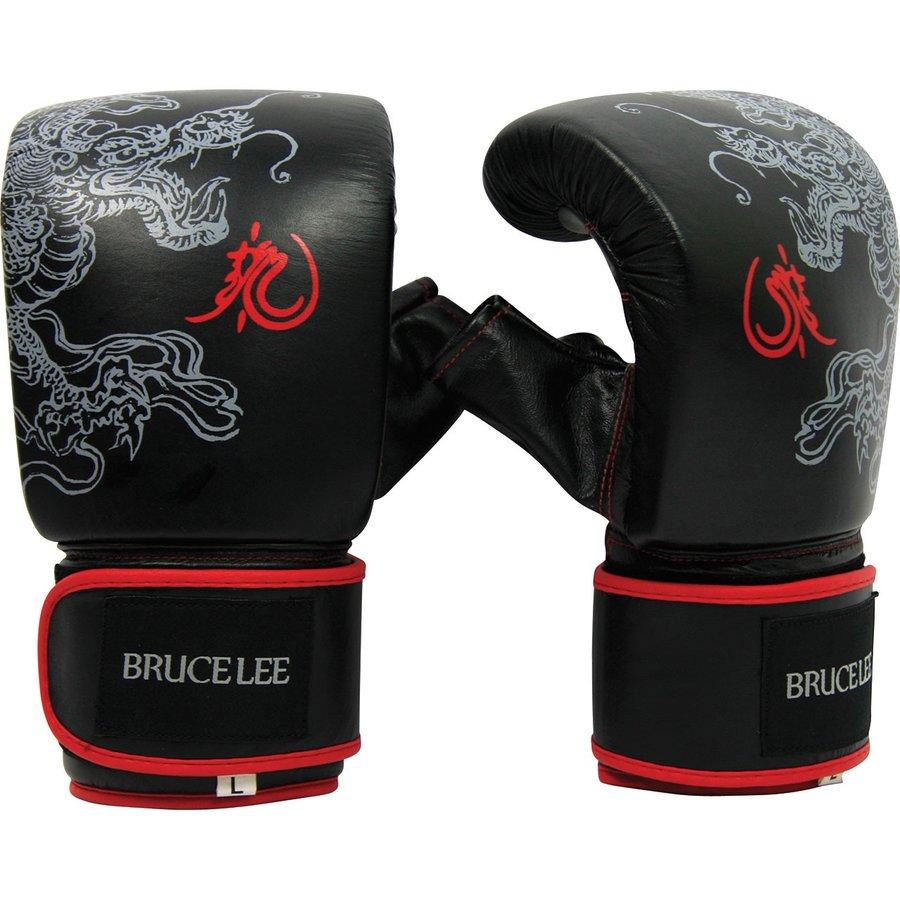 Černé boxerské rukavice BRUCE LEE