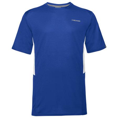 Modré pánské tričko s krátkým rukávem Head