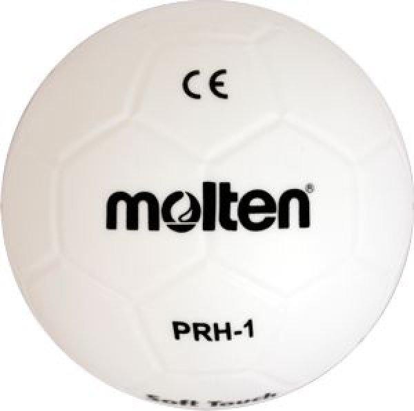 Bílý míč na házenou PRH-1, Molten
