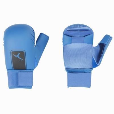 Modrá karate rukavice Domyos