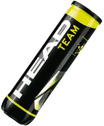 Tenisový míček Team, Head - 4 ks