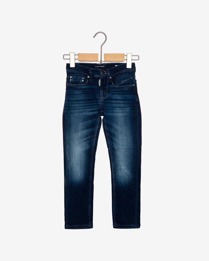 Modré chlapecké džíny Antony Morato