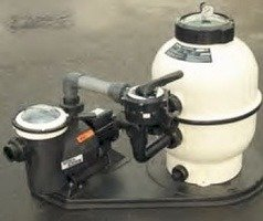 Písková bazénová filtrace ASTRALPOOL