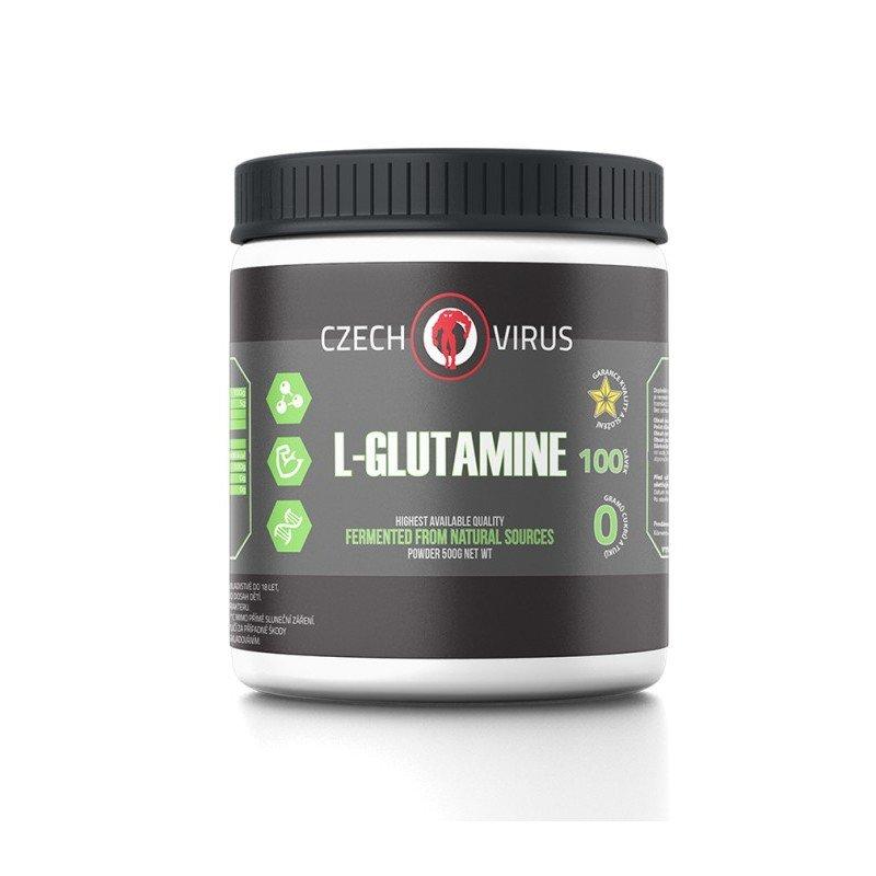 L-Glutamin Czech Virus - 500 g