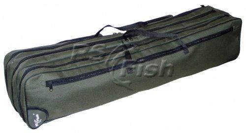 Dvoukomorové pouzdro na pruty RS Fish - délka 150 cm