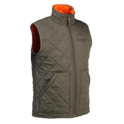 Zelená lovecká vesta Solognac