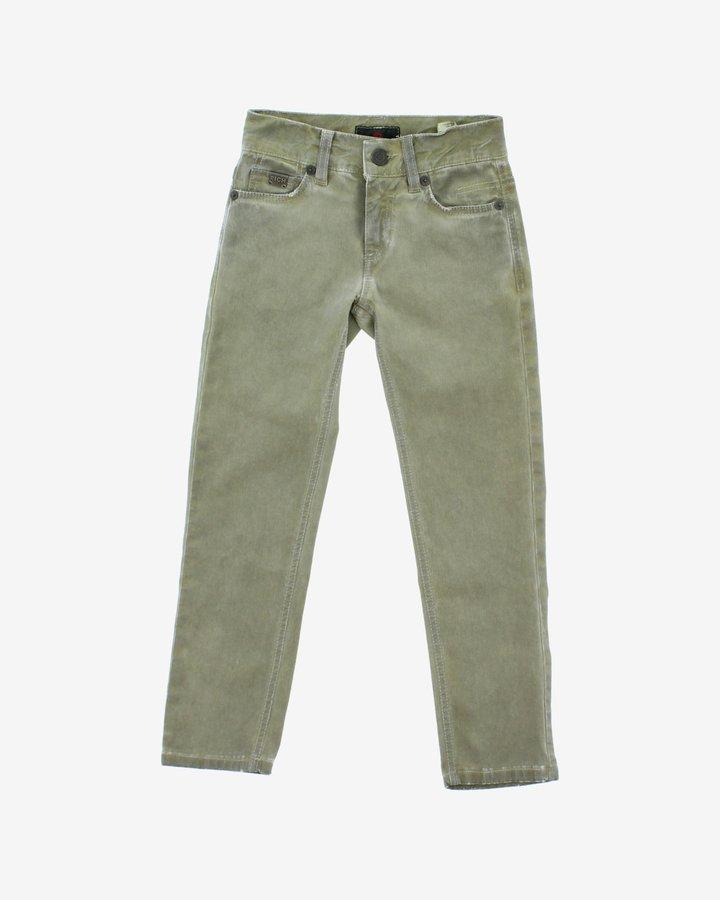 Zelené chlapecké džíny John Richmond - velikost 116