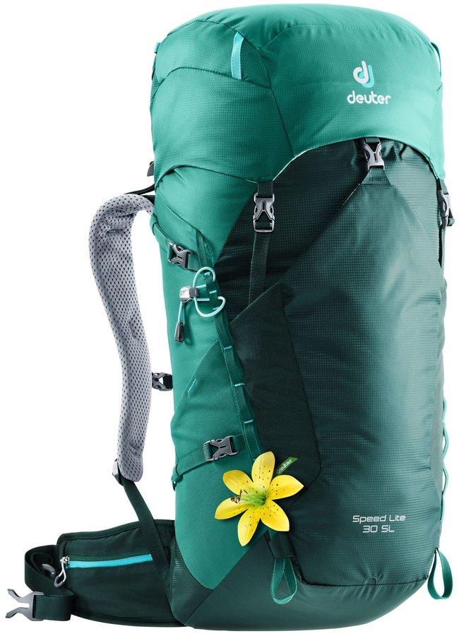 Batoh - Deuter Speed Lite 30 SL Forest-alpinegreen