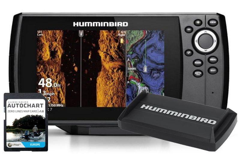 Echolot - Humminbird Echolot Humminbird Helix 7x CHIRP MSI GPS G3N