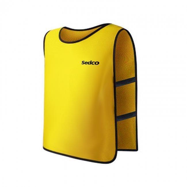 Žlutý rozlišovací dres Sedco - univerzální velikost