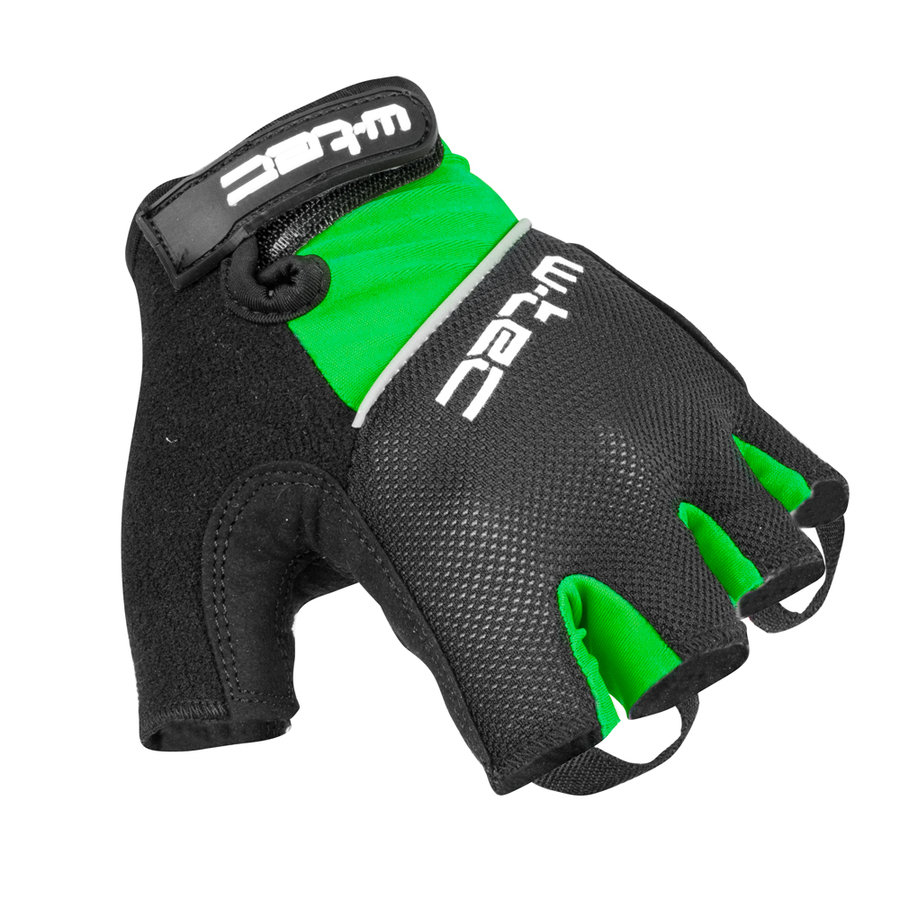 Pánské cyklistické rukavice Bravoj AMC-1018-15, W-TEC