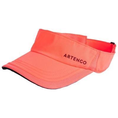 Růžový tenisový kšilt Artengo