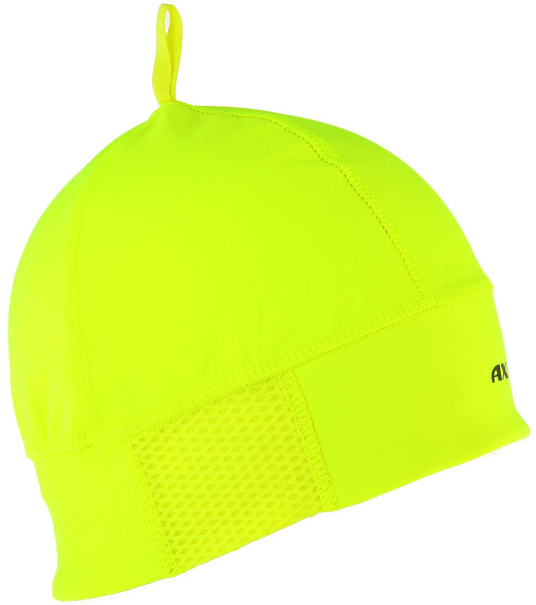 Žlutá dámská zimní čepice Axon
