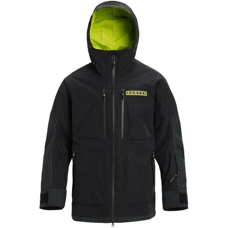 Černá pánská snowboardová bunda Burton