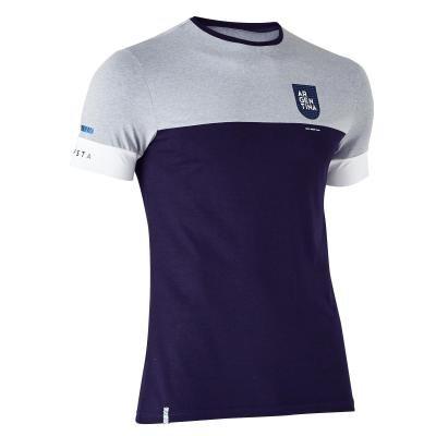 """Modro-šedý fotbalový dres """"Argentinská reprezentace"""", Kipsta - velikost XXL"""