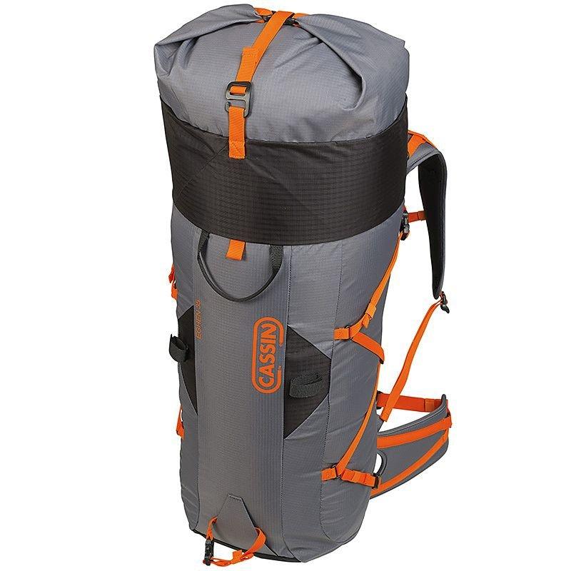 Šedý skialpový batoh Camp - objem 35 l