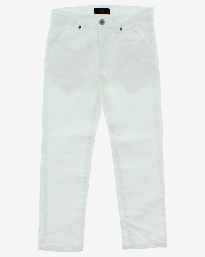 Bílé dívčí džíny John Richmond - velikost 116