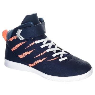 Modré dětské basketbalové boty SE100, Tarmak - velikost 36 EU