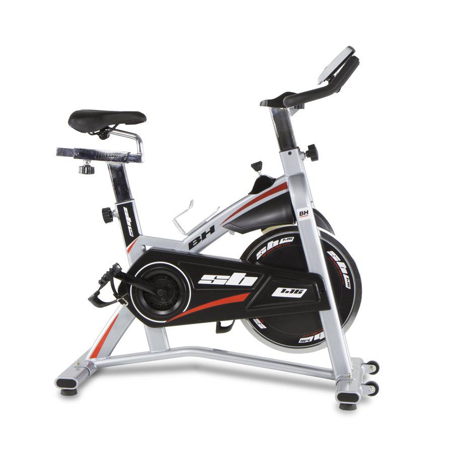 Mechanický cyklotrenažér SB 1.16, BH Fitness - nosnost 110 kg