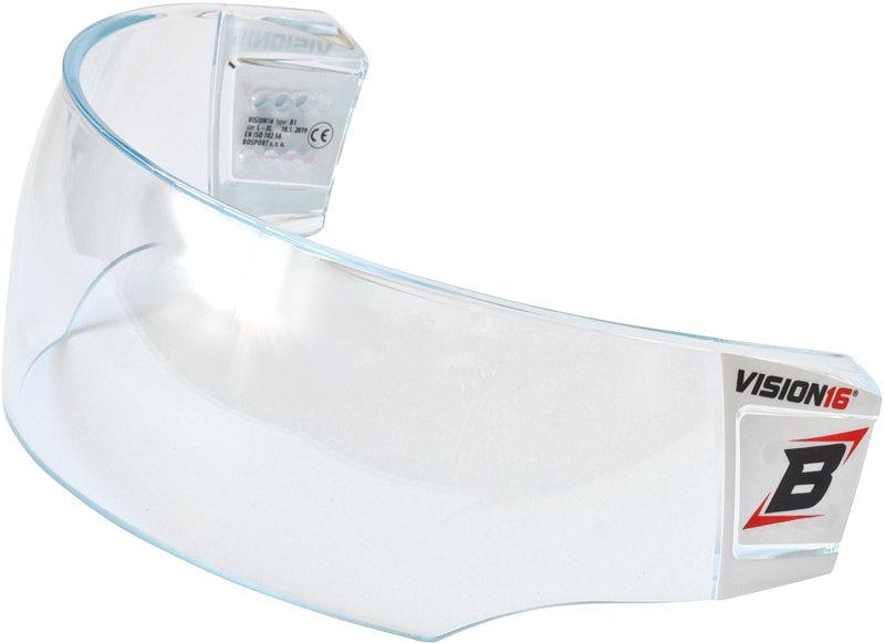 Plexi na hokejovou helmu - Bosport Vision16 PRO B1