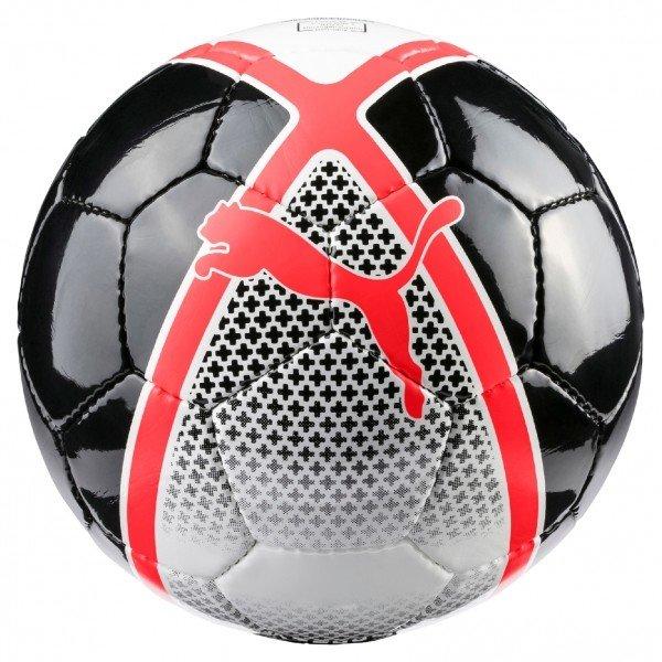 Bílo-černý futsalový míč Puma