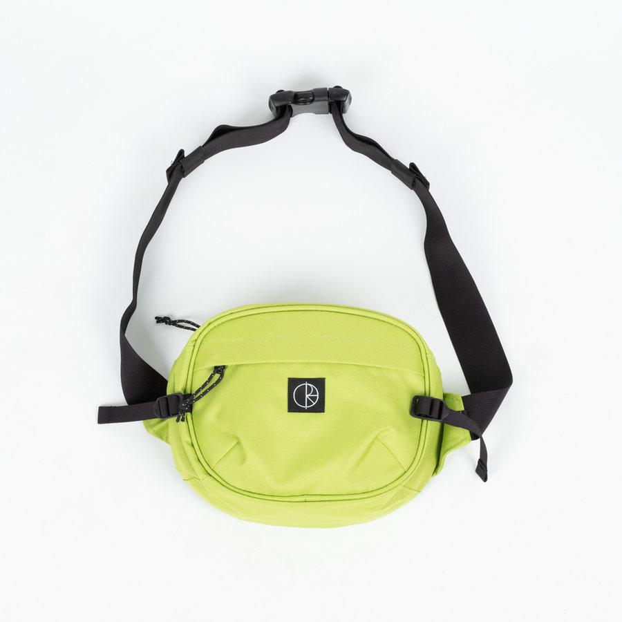 Ledvinka - Polar Cordura Hip Bag Lime