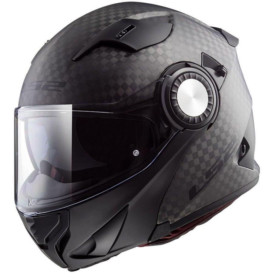 Helma na motorku Vortex, LS2