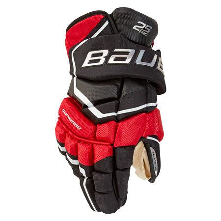 Dětské hokejové rukavice Bauer