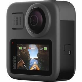 Šedá outdoorová kamera Max, GoPro