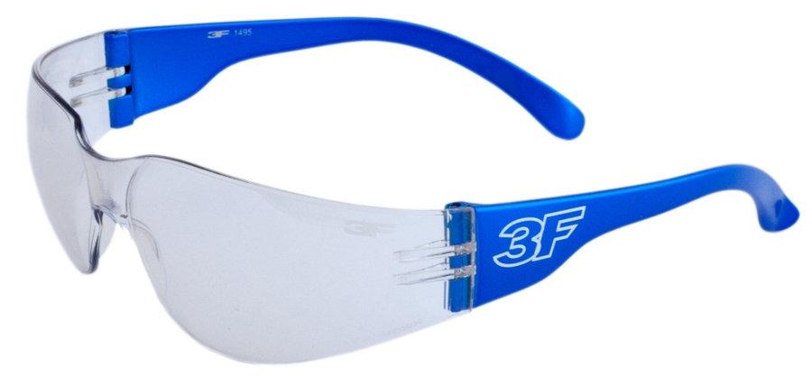 Polarizační brýle - Dětské brýle 3F Mono jr. Kategorie slunečního filtru (CAT.): 1 / Barva: modrá