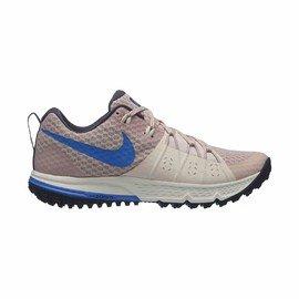 Béžové dámské běžecké boty WILDHORSE 4, Nike - velikost 37,5 EU