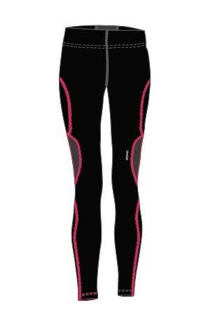 Šedé dámské běžecké kalhoty Oxide
