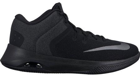 Černé pánské basketbalové boty Air Versatile II Nbk Shoe, Nike