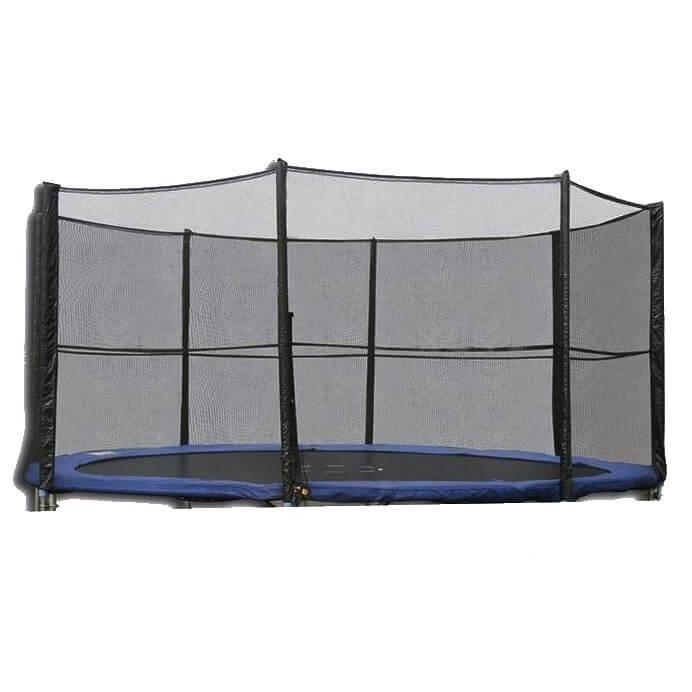 Ochranná síť na trampolínu Spartan - průměr 430 cm