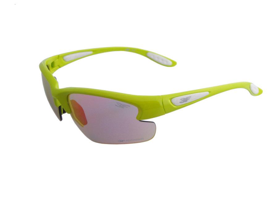 Polarizační brýle - Brýle 3F Sonic Kategorie slunečního filtru (CAT.): 1 / Barva: žlutá
