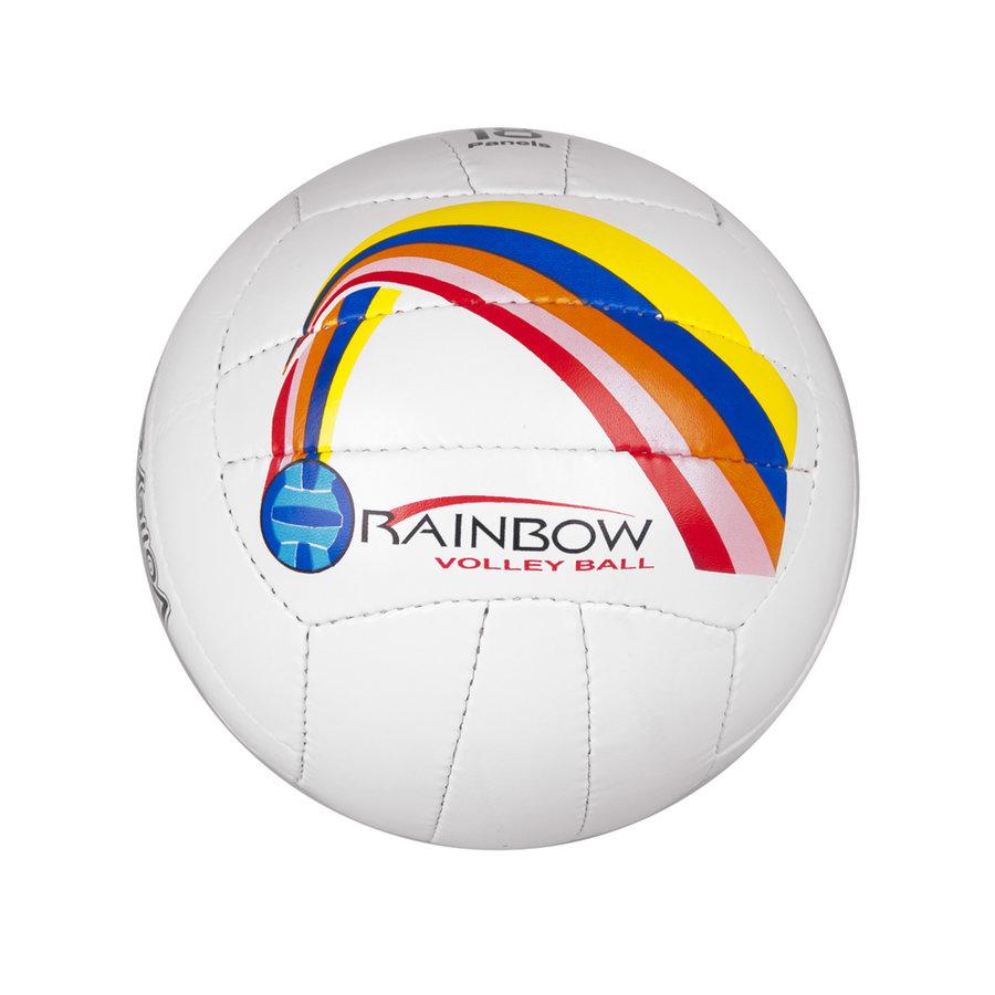 Bílý volejbalový míč Spartan