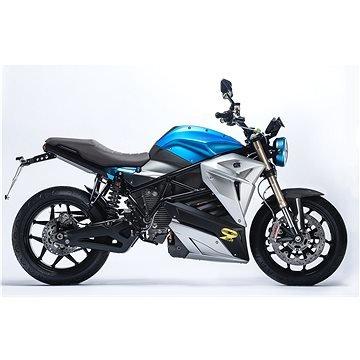 Bílá elektrická motorka EsseEsse 9, Energica