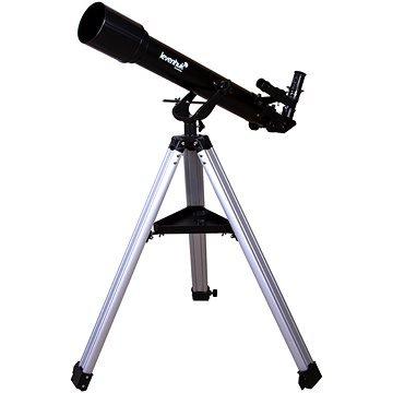 Teleskop se stativem Skyline BASE 80T Telescope, Levenhuk