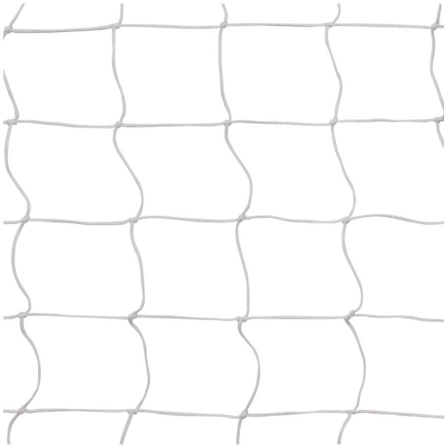 Bílá volejbalová síť s lankem Sedco - délka 950 cm