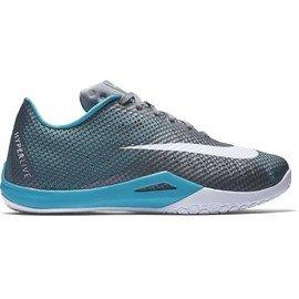 Modro-šedé pánské basketbalové boty HYPERLIVE, Nike - velikost 40 EU