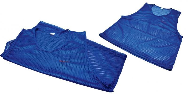 Modrý rozlišovací dres Rulyt - velikost S