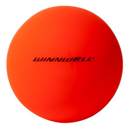 Oranžový hokejbalový míček Winnwell