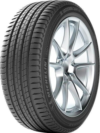 Letní pneumatika Michelin - velikost 235/55 R19