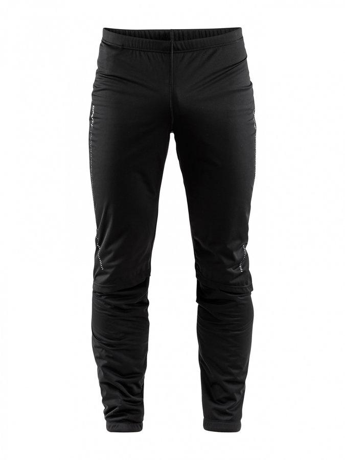 Černé pánské běžecké kalhoty Storm 2.0, Craft