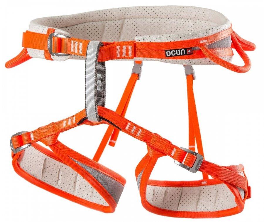 Oranžový horolezecký úvazek NEON, Ocún
