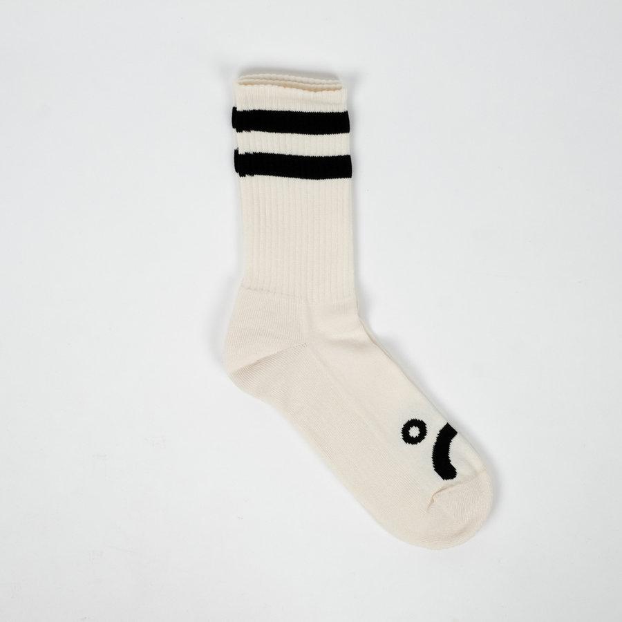 Béžové vysoké pánské ponožky Polar Skate Co.